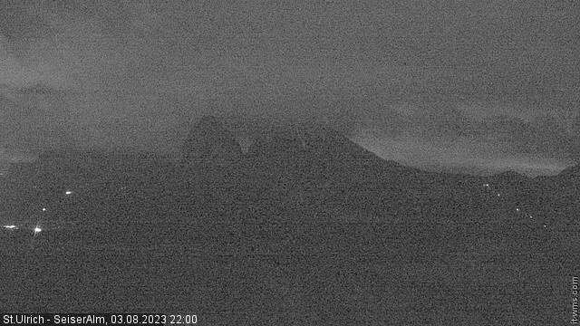 Webkamera Alpe di Siusi, Val Gardena